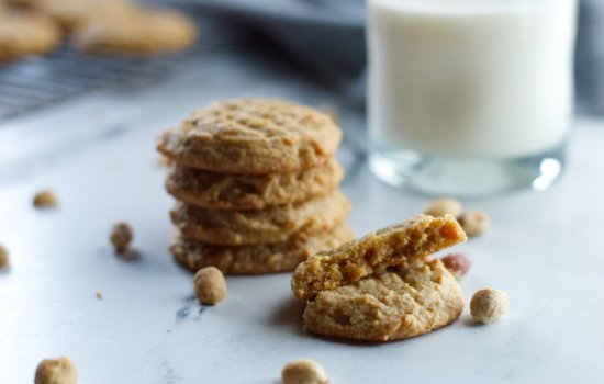 Ultimate Keto Peanut Butter Cookies