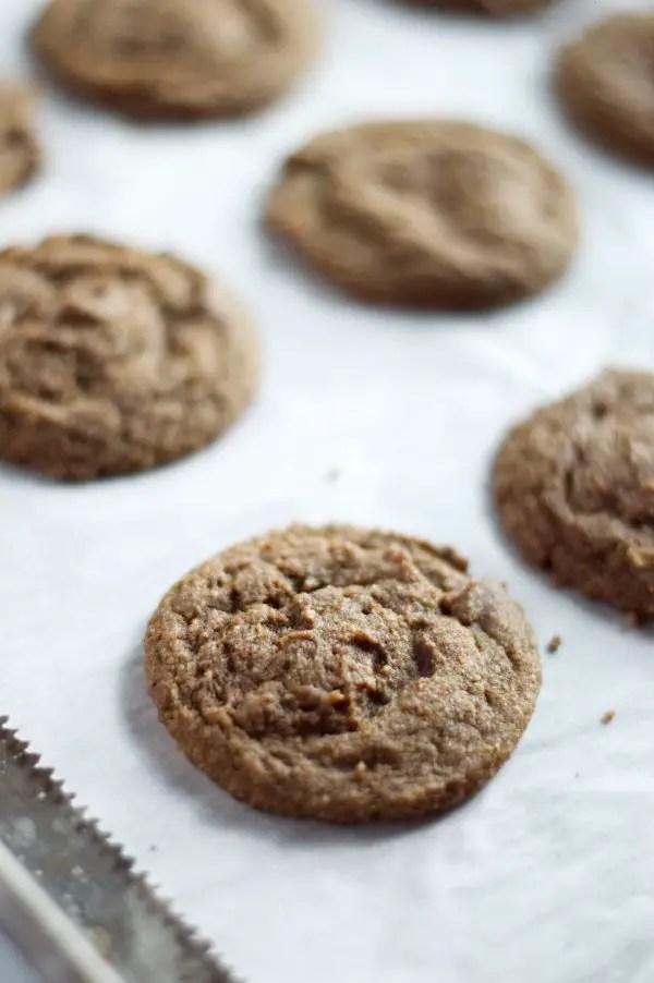 Keto Molasses Cookie