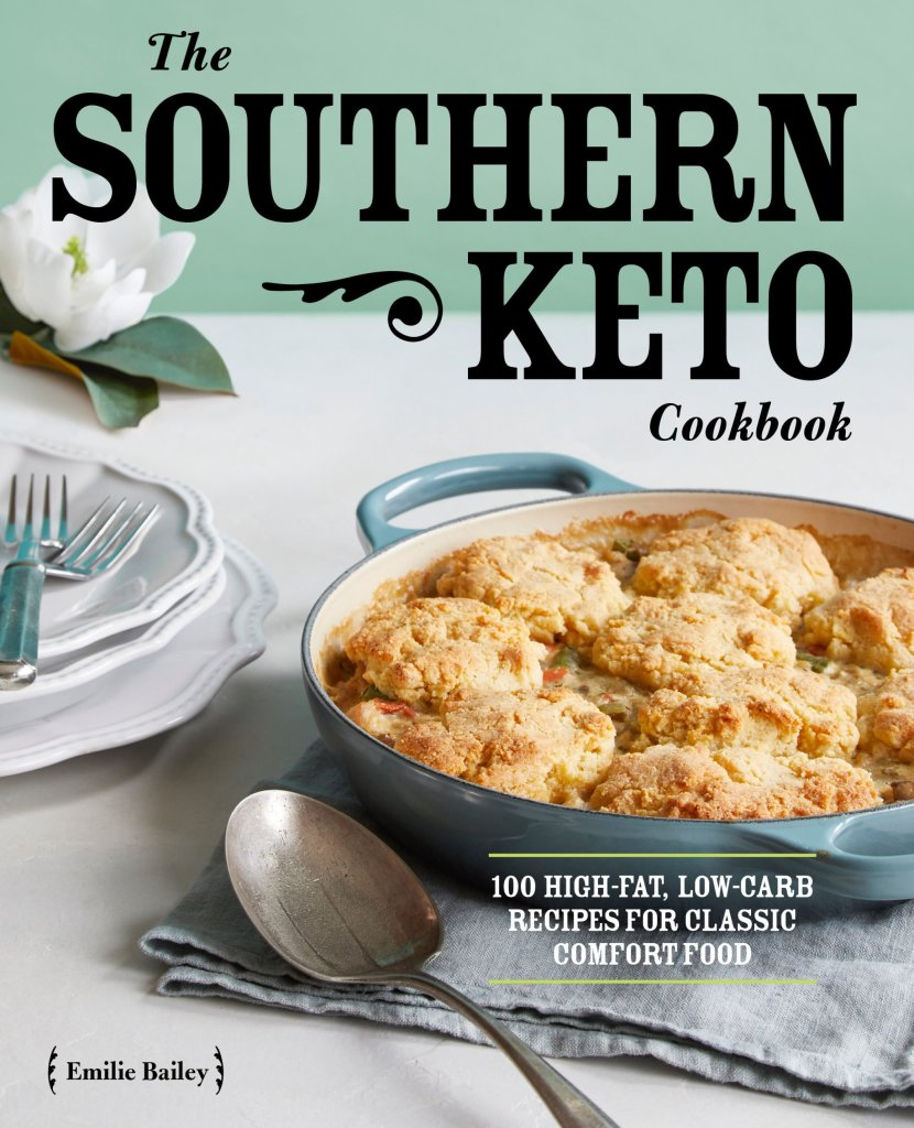 Cover of The Keto Southern Cookbook