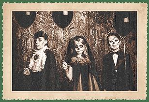Main Stage - Kids Costume Contest
