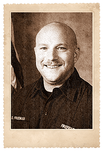 Instructor - Dustin Freeman