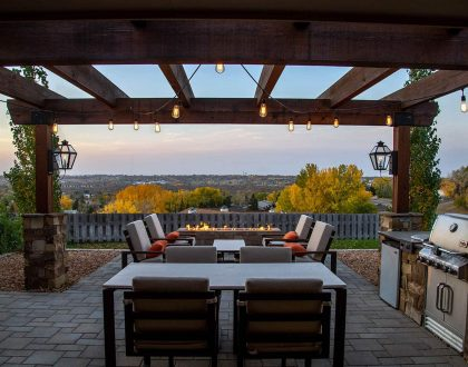 Love Your Covered Outdoor Living Space