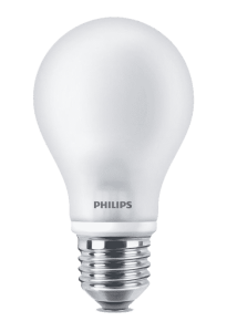 Philips Frosted LED A21 Light Bulb