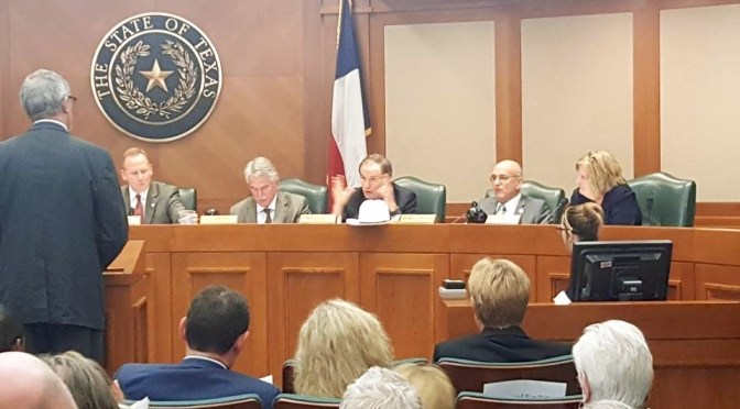 Texas: Medical cannabis advances with committee approval!