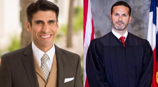Confirmed! Rep. Lucio III and Judge Gonzales will join advocates at Brownsville marijuana policy workshop event.