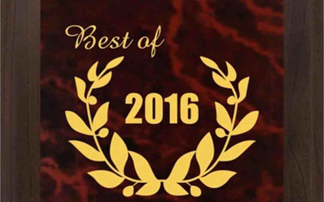 Thank You Carrollton – Best in Business Award 2016