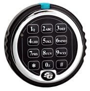 s and g digital safe keypad lock