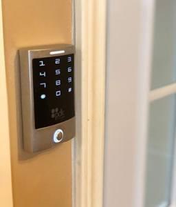 pdk keypad on business