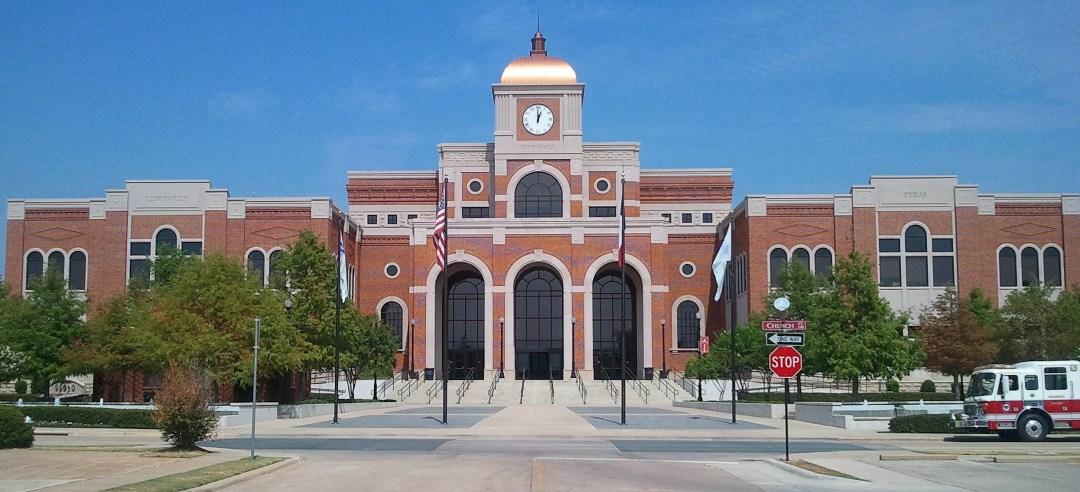 Lewisville TX City Hall