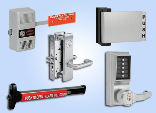 examples of commercial hardware