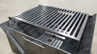 Grill for Patio Firepit