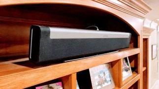 High Mount SONOS Soundbar Shelf Mount