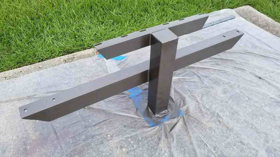 Breathing New Life into Old Picnic Tables