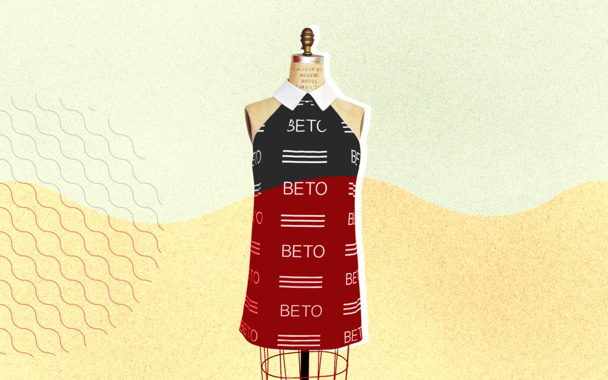 Houston Woman Designs A Beto Dress