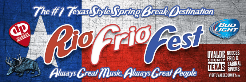 Rio Frio Fest 2019 [Ticket Giveaway] | Texas Music Pickers