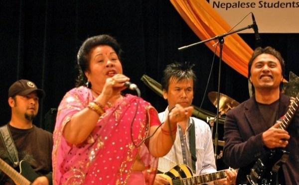 Nepali Cultural Nite 2009 at UTA