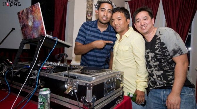 TexasNepal Basketball Team Fundraising Party 2011
