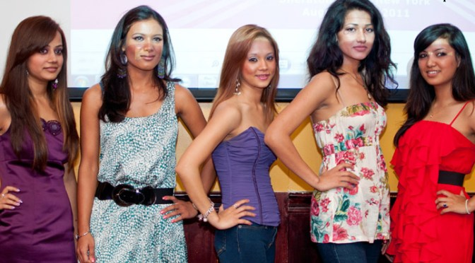 Miss Nepal USA Texas Audition 2011