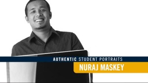 Nuraj Maskey featured by Texas A&M-Commerce