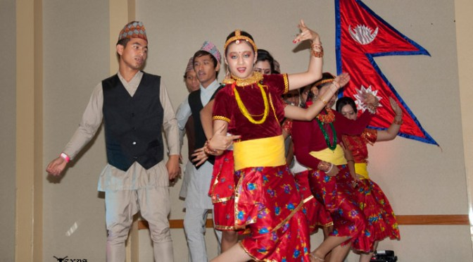 Dashain 2011 Celebration by NST