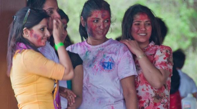 Holi Celebration 2012 by Indreni Cultural Association