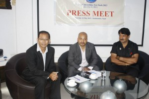 ANA Press Meet in nepal