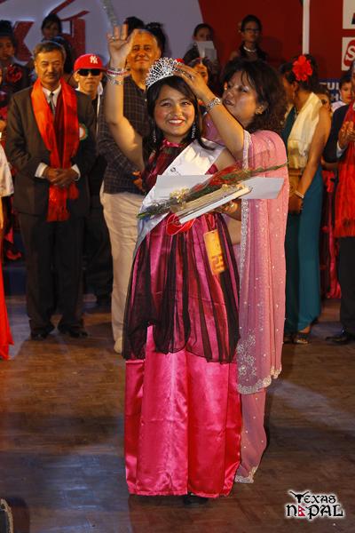 Kid Queen Nepal 2013 Sharmila Hamal. (Photo: Nirnit Tandukar/TexasNepal)