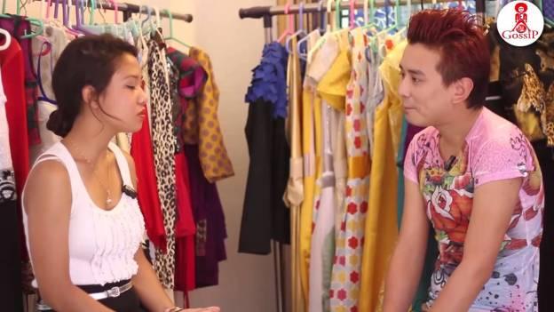 Designer Tenzin Featured On Gossip With Celebs