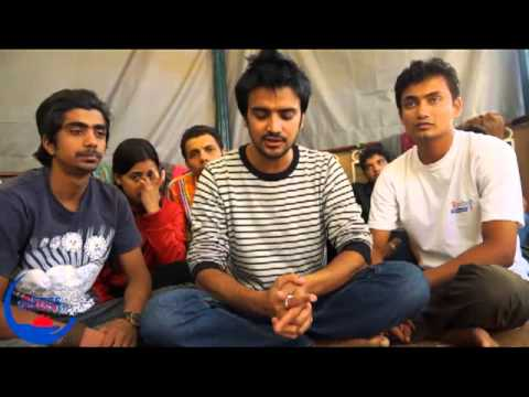 Nepalese students requesting assistance in Mauritius