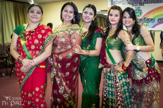 Teej Celebration 2013 in Irving, Texas