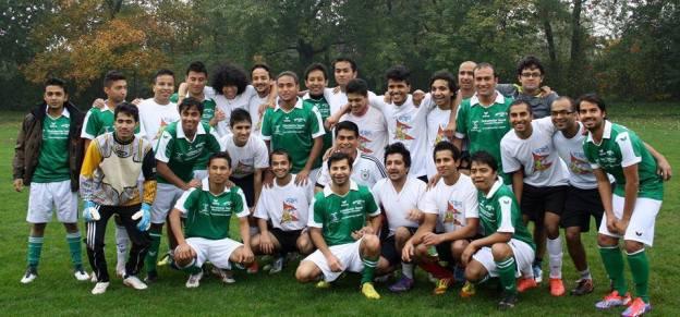 जर्मनीको दशैमा मनोरन्जनको साधन पिङको साटो फुटबल