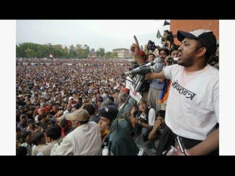 'Vote For Gagan Thapa!' Pleads Girish