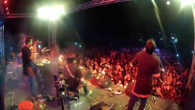 Kutumba & Hari Maharjan Perform Two Nepathya Hits