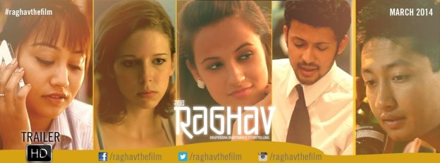 Official Trailer of Nepali Film 'Raghav'