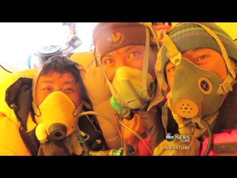 VIDEO: Sano Babu & Lakpa's Ultimate Summit to Sea Descent
