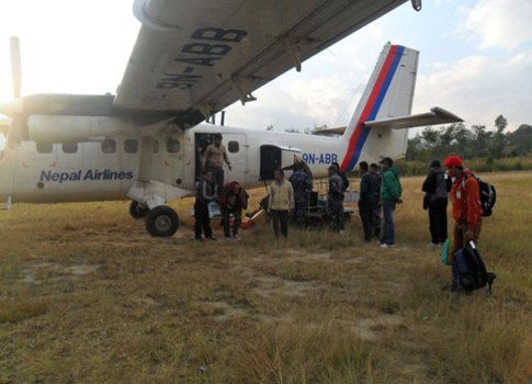 (Nepal Airlines Craft/File Photo)