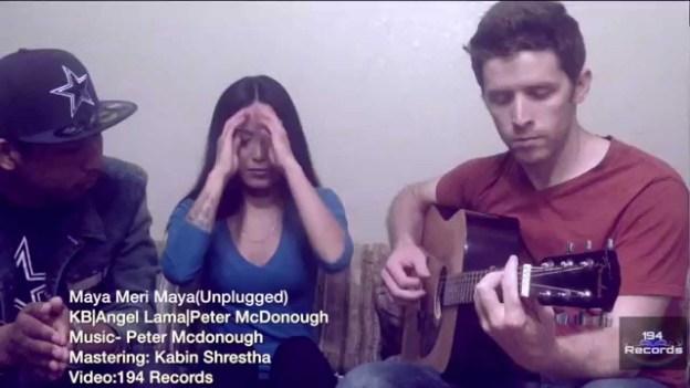 Maya Meri Maya Unplugged by KB, Angel and Peter