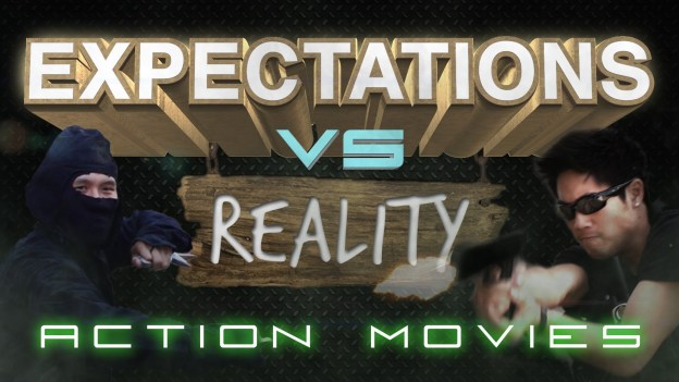 Action Movies Expectations vs. Reality
