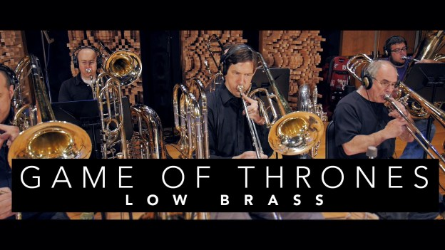 Epic Low Brass Game of Thrones Theme