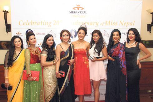 20 Years of Crowing Miss Nepal