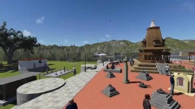 Bagmati Heritage Walkway — A Futuristic View