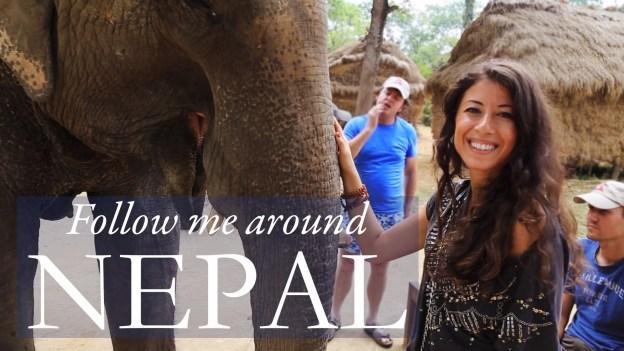 Follow Me Around Nepal