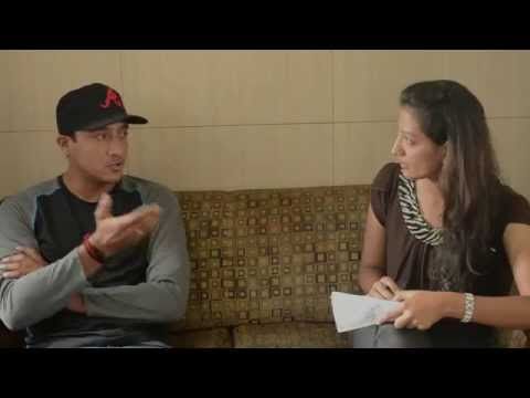 Interview with Paras Khadka