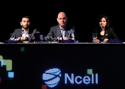 NCELL Launches App Competition & Self-Service App