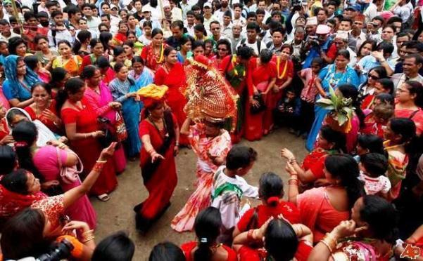 Festival of Western Nepal: Celebration of Gaura Parva