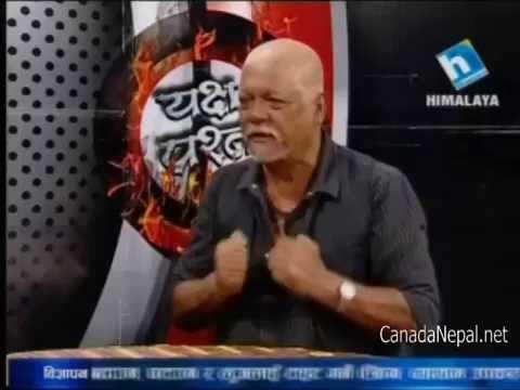 Interview with Sunil Thapa – Himalaya TV