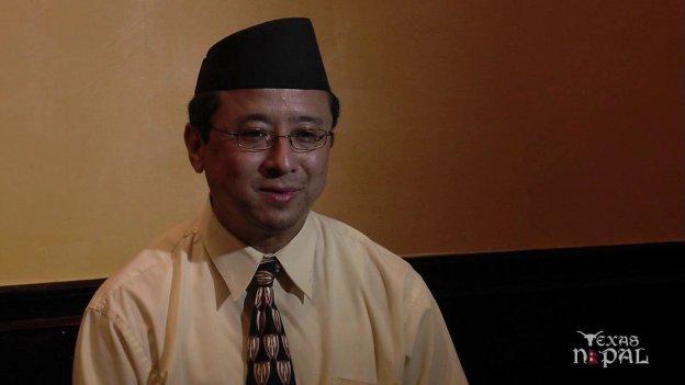 Dhiren Gurung for President of ANA 2011