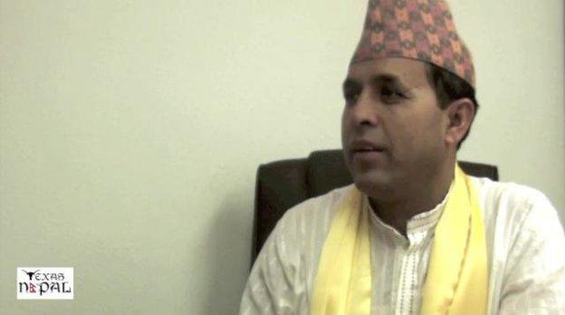Interview with Dr. Chintamani Yogi