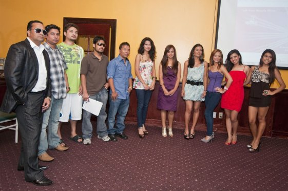 Miss Nepal USA 2011 – Texas Audition