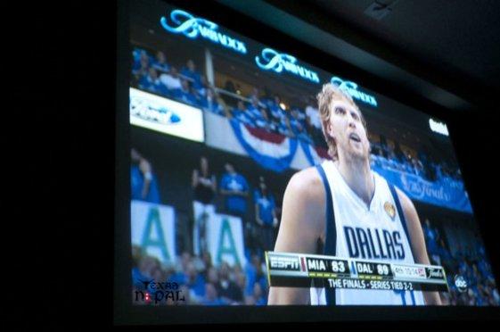 NBA FINALS at Himalayan Aroma